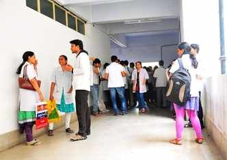 High fees in private medical colleges account for low quality intake
