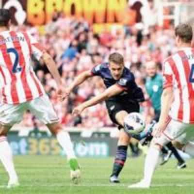Arsenal Keep The Sheet Clean