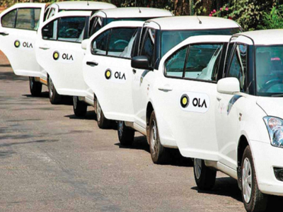 Bengaluru: Transport department suspends Ola cab license for the next 6 months