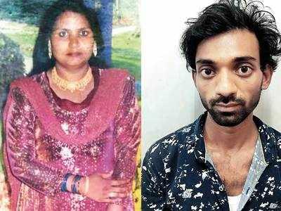 Stepson arrested for killing woman in Rabodi
