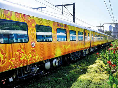 Mumbai-Ahmedabad Tejas Express to roll out on Jan 17