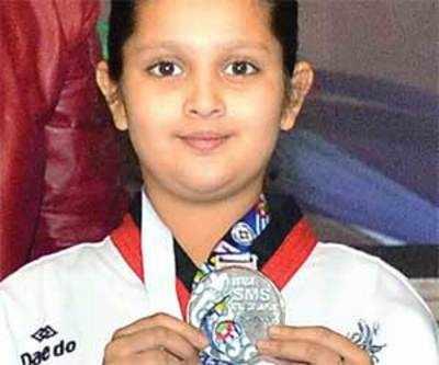 India Open International Taekwondo championship: Diya Patel picks bronze medal