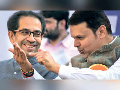 BJP seeks to placate Sena with 50-50 formula