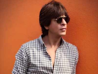 Shah Rukh Khan: Working has become second nature to me