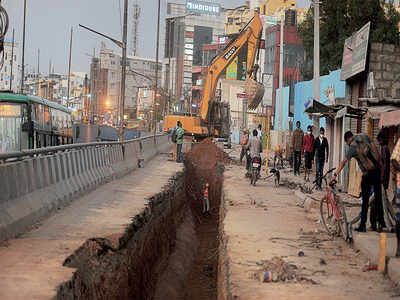 BMRCL clears the decks for ORR Metro corridor