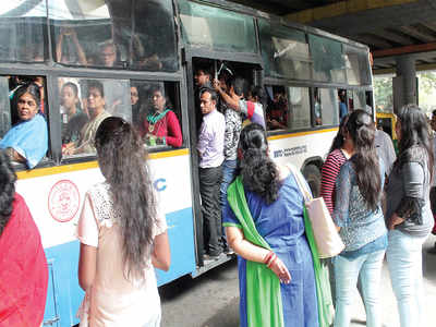 BMTC recalls tender to pay off its dues