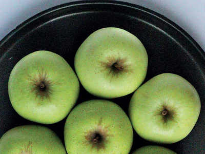 Green apples and their many benefits
