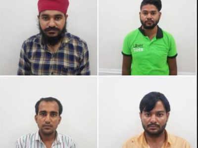 Karnataka: Rajasthan gang that faked babus' Facebook accounts busted