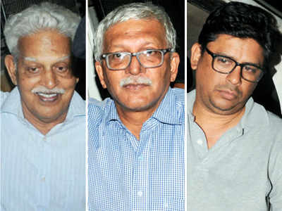 Nationwide crackdown on activists: Activists were plotting to topple govt: Pune police