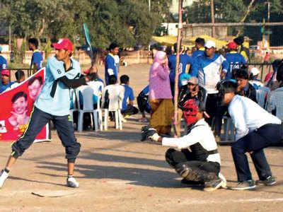 GU strikes out Olympic softball