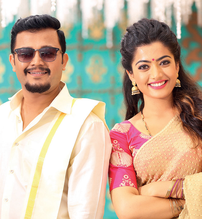 'Chamak' on December 29: Directed by Simple Suni, film brings Ganesh, Rashmika Mandanna together for the first time