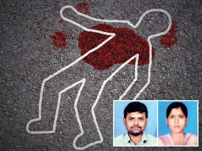 Man kills his married lover, then himself