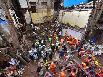 Dongri building collapse: Four accused held; charge sheet filed