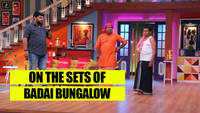 Badai Bungalow's Mithun Ramesh: The show is special as Lakshmi and I play on-screen couple too