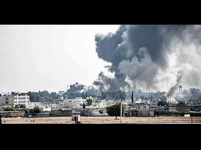 EU condemns Turkish strikes in Syria; Erdogan still defiant