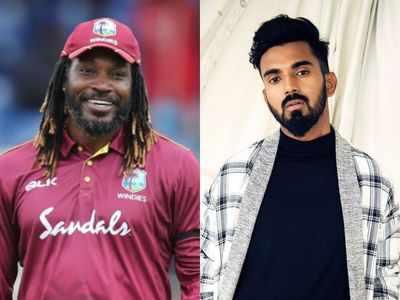 Kings XI Punjab: Chris Gayle and KL Rahul share their lockdown routines