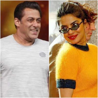 Salman Khan finally opens up on Priyanka Chopra's exit from Bharat