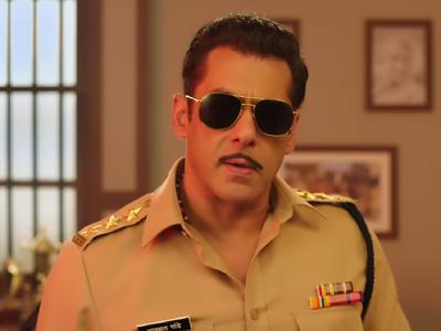 Dabangg 3 teaser: Salman Khan promotes the film as Chulbul Pandey