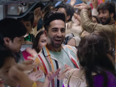 Ooh La La song out: The Shubh Mangal Zyada Saavdhan track is a must at every desi wedding