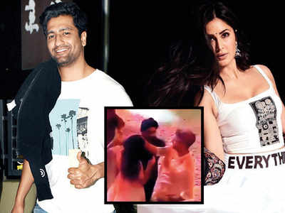 Vicky Kaushal and Katrina Kaif's true colours