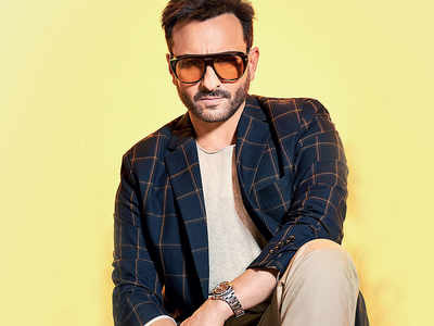 Saif Ali Khan: I'm not going to look like an old man for a while