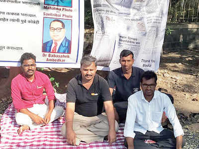 SPPU English dept profs on strike, claim recent appointments 'illegal'