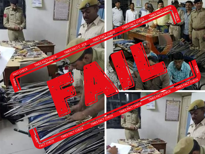 Fact check: Did Gujarat Police seize weapons from a mosque in the state?