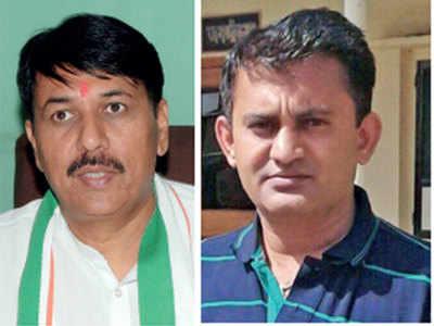 Gujarat Congress to shift 65 MLAs to Rajasthan