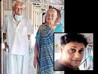 Love thy neighbour: Timely help saves 95-year-old