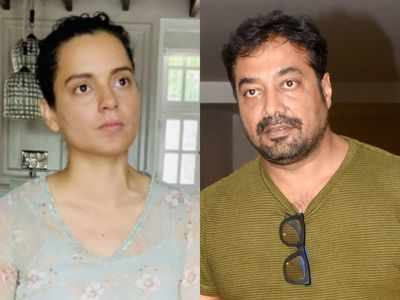 Anurag Kashyap: I do not know this 'new Kangana'; Taapsee Pannu also hits back
