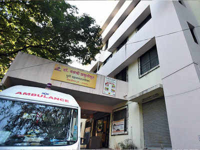 Ailing Dalvi Hospital run to the ground as PMC leaves it unmonitored
