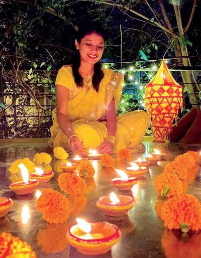 Diwali gift be like