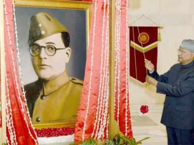 Netaji Subhas Chandra Bose or actor Prosenjit's portrait? Twitterati debates