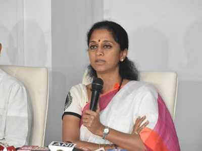Supriya Sule complains of harassment by taxi tout at Dadar railway station; man fined