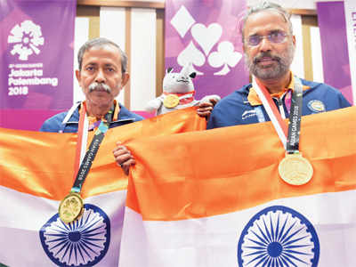 Asian Games 2018: Pranab Bardhan and Shibnath Sarkar win Bridge gold for India