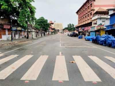 'Triple lockdown' in force in Thiruvananthapuram from today