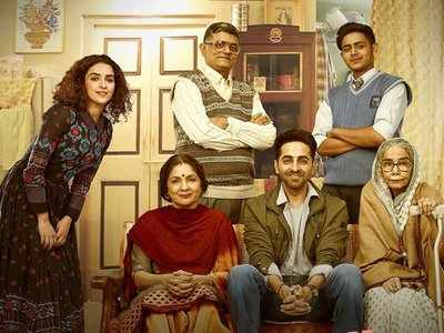 Badhaai Ho movie review: This Ayushmann Khurrana, Sanya Malhotra, Neena Gupta starrer will leave you in splits