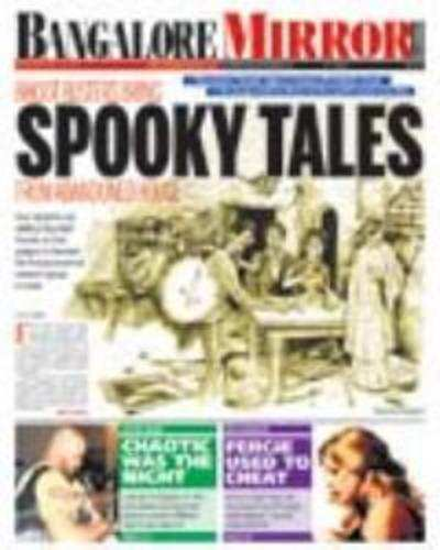 Bhoot busters bring spooky tales from abandoned house