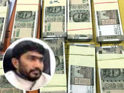 How the city became a hub of fake note supply
