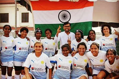 India get silver at Asian Women's Rugby Sevens Trophy