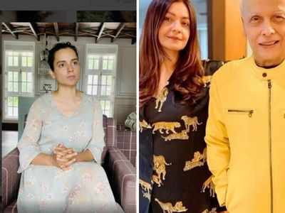 Pooja Bhatt-Kangana Ranaut war of words continues over nepotism debate