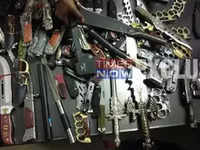 Weapons cache recovered in BJP leader's shop in Maharashtra's Dombivli