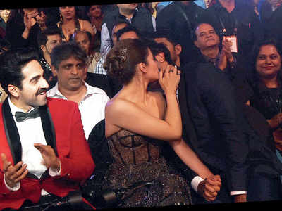 When Alia Bhatt professed her love for Ranbir Kapoor at Filmfare Awards