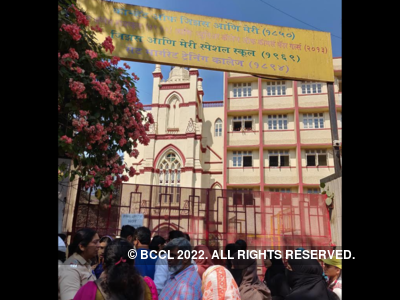 Kids left in lurch as Byculla special school set to close down