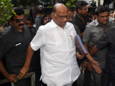 Man who slapped Sharad Pawar re-arrested