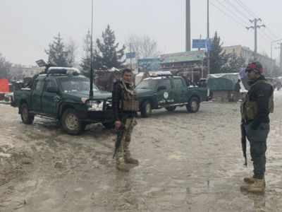 Car bomb blast outside military university in Kabul