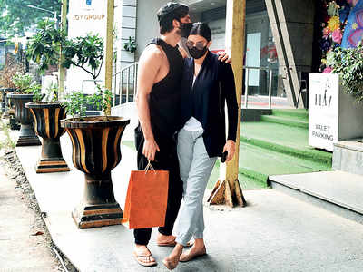 All-time love for Sushmita Sen and Rohman Shawl