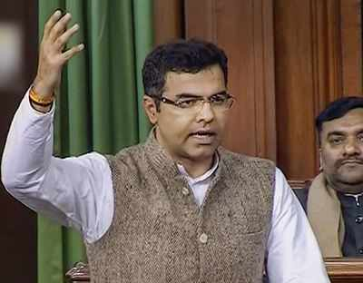 Delhi Assembly Elections: EC imposes 24-hour ban on BJP MP Parvesh Verma