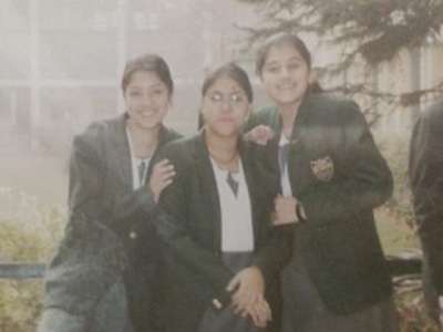 Taapsee Pannu shares throwback picture from her school days, recalls having 'braces and embarrassing hair'
