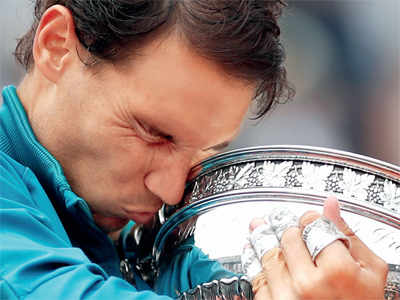 French Open 2018: Rafael Nadal is not obsessed about Roger Federer's record
